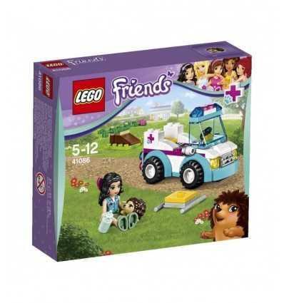L'Ambulanza degli Animali 41086 Lego-Futurartshop.com