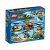 ヘリコプターの追跡 60067 Lego- Futurartshop.com