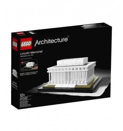 Мемориал Линкольна 21022 Lego- Futurartshop.com