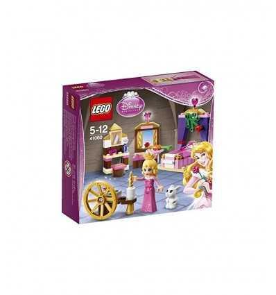 The actual room of Aurora 41060 Lego- Futurartshop.com