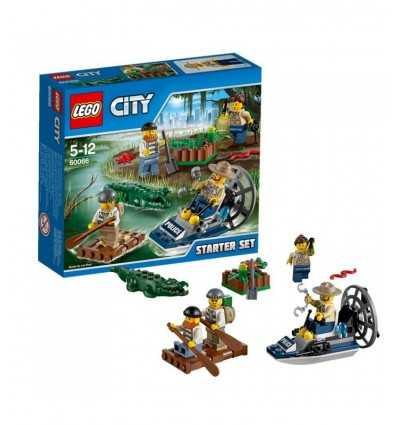 Polizei-Mission Starterset im Sumpf 60066 Lego- Futurartshop.com