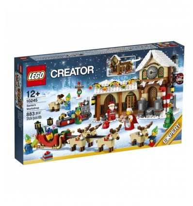 La bottega di babbo natale 10245 Lego-Futurartshop.com