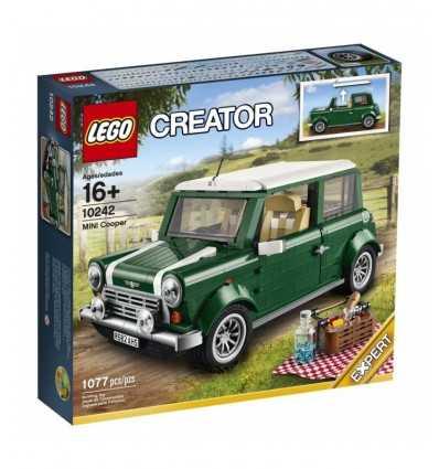 Мини Купер 10242 Lego- Futurartshop.com