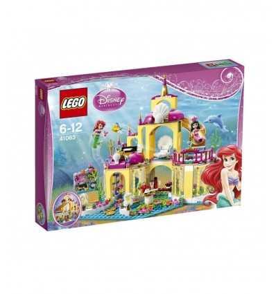 Ариэль подводный дворец 41063 Lego- Futurartshop.com