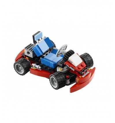Go Kart czerwony 31030 Lego- Futurartshop.com
