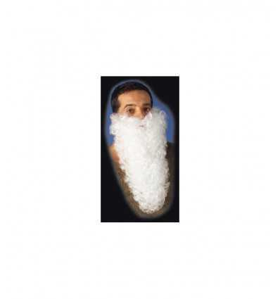 barba lunga bianca per carnevale 5197 Nuova Rio-Futurartshop.com