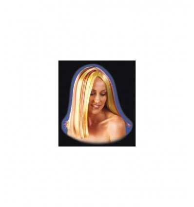 parrucca assortita lunghezza 45 centimetri 5311 Nuova Rio-Futurartshop.com