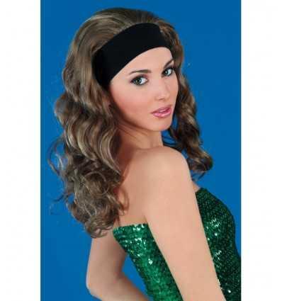 move with assorted band wig 05353 Nuova Rio- Futurartshop.com