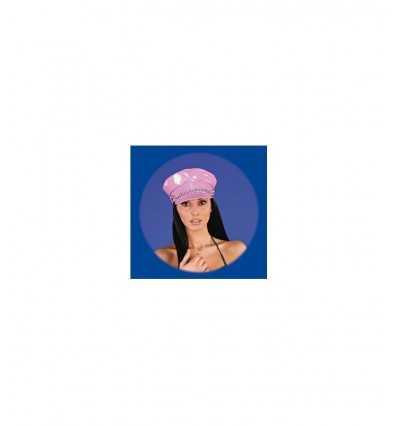 colores dama motociclista sombrero surtido 8119 Nuova Rio- Futurartshop.com