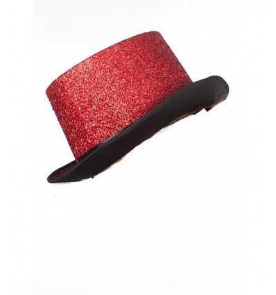 cylindre de lurex rouge 8208 Nuova Rio- Futurartshop.com