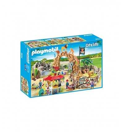The Large Zoo Playmobil 6634 Playmobil- Futurartshop.com