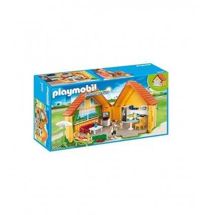Vacation home laptop 6020 Playmobil- Futurartshop.com
