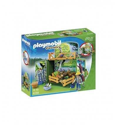 Trumny przyjazne dla zwierząt 6158 Playmobil- Futurartshop.com