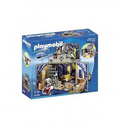 Sarg des Cavalieri del lupo 06156 Playmobil- Futurartshop.com