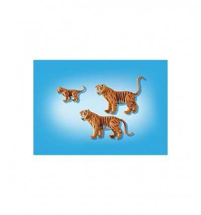 Тигр семья 6645 Playmobil- Futurartshop.com
