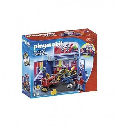 棺オートバイ メカニック 06157 Playmobil- Futurartshop.com