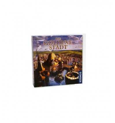 Die Goldene Stadt 1425 Editrice Giochi- Futurartshop.com