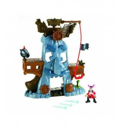 Captain Hook Piraten Lair X4986 X4986 Mattel- Futurartshop.com