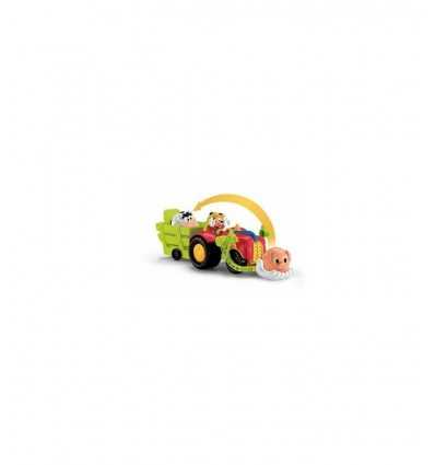 Mickeys X 4985 Traktor X4985 Mattel- Futurartshop.com