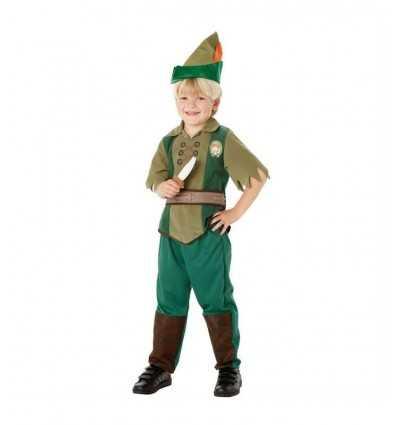 costume carnevale giovane peter pan 7-8 anni CMGR883976/L Como Giochi -Futurartshop.com