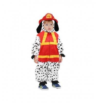 カーニバル衣装消防士足犬パトロール 4-5 年 0688 3 Pegasus- Futurartshop.com