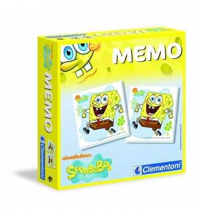 Memo Games Spongebob 12998 Clementoni-Futurartshop.com