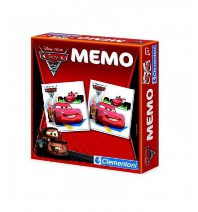 Clementoni Memo Spiele Cars 2 12838 Clementoni- Futurartshop.com