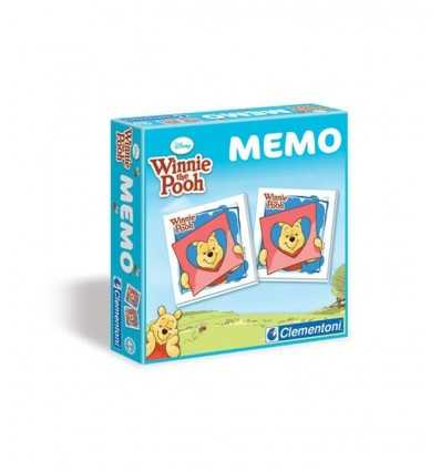 Juegos memo Winnie the Pooh 12820 Clementoni- Futurartshop.com