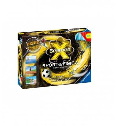 sport & fisica Science X 181537 Ravensburger-Futurartshop.com