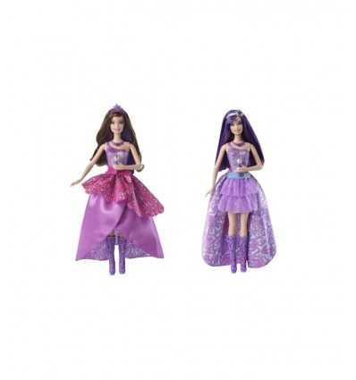 Keira 8757 X Barbie italien X8757 Mattel- Futurartshop.com