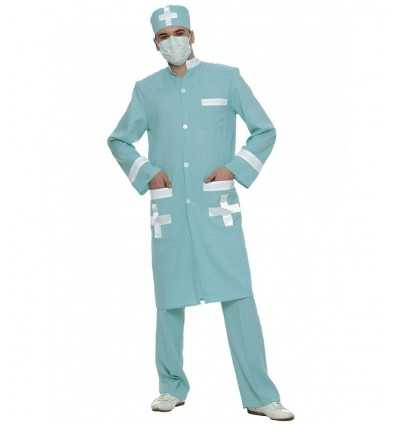 costume (medico) adulto taglia unica H637-002 Joker-Futurartshop.com