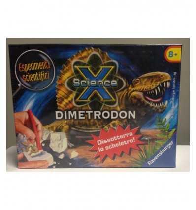 Диметродон динозавр науки X 180417/DIM Ravensburger- Futurartshop.com