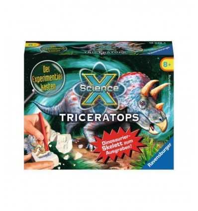 恐竜トリケラトプス科学 X 180417/TRI Ravensburger- Futurartshop.com