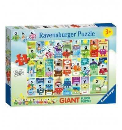 alphablocks floor puzzle 054220 Ravensburger- Futurartshop.com