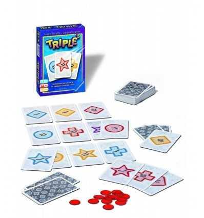 Trippel företag 3 spel 27135 Ravensburger- Futurartshop.com