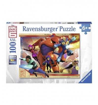 100 ピースのパズルはディズニー大きい英雄 6 105625 Ravensburger- Futurartshop.com