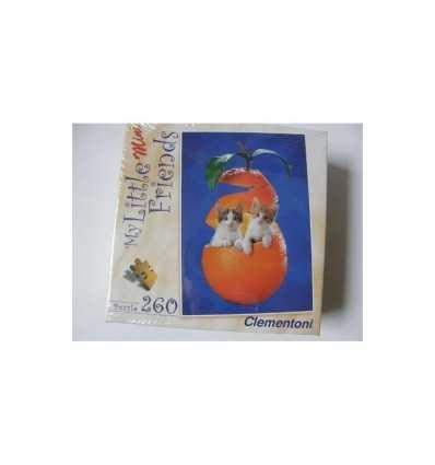 lilla vänner mini pussel Clementoni- Futurartshop.com