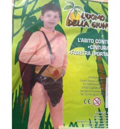 costume de Tarzan 10-12 ans Giochi Preziosi- Futurartshop.com