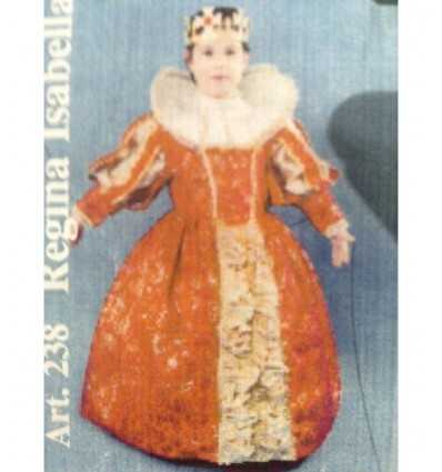 5-6 ans costume Ann Queen - Futurartshop.com
