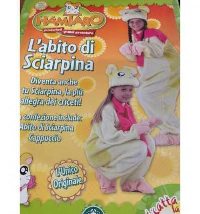 kostium 3-4 lat chomika szalik Giochi Preziosi- Futurartshop.com
