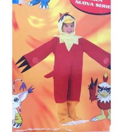 kostium 7-9 lat kawkmoon digimon Giochi Preziosi- Futurartshop.com