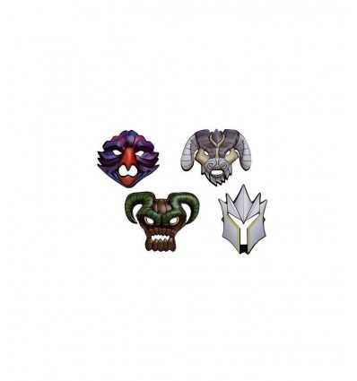 Diverse karneval masker gormiti 3563 Gig- Futurartshop.com