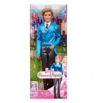 王子リアム バービー ライン X3692 Mattel- Futurartshop.com