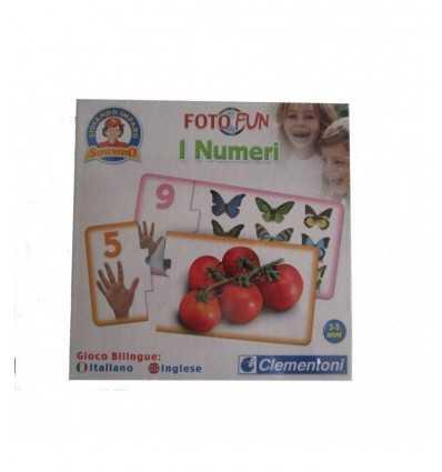 I Numeri 11477 Clementoni- Futurartshop.com