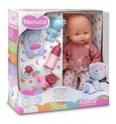 Кукла Nenuco, мы идем спать 700011690 Famosa- Futurartshop.com