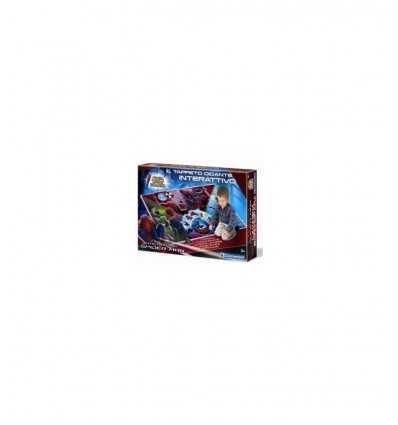 Spiderman Tappeto Gigante Interattivo 13636 Clementoni- Futurartshop.com