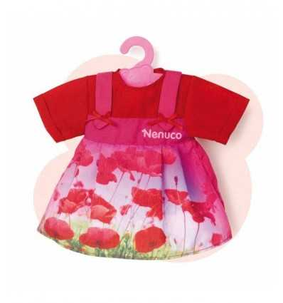 Nenuco Red salopetta 700011321/T16820 Famosa- Futurartshop.com