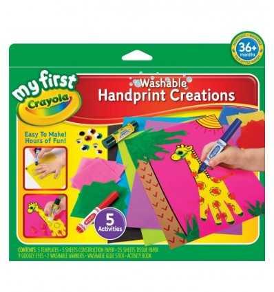 mains créatifs Crayola 81-1335 Crayola- Futurartshop.com