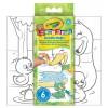 цвет и перекрасить альбом магический холст 81-1994 Crayola- Futurartshop.com