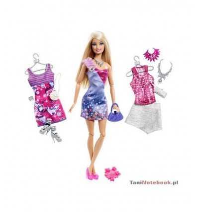 Barbie Fashionistas mode X2268 Mattel-Futurartshop.com